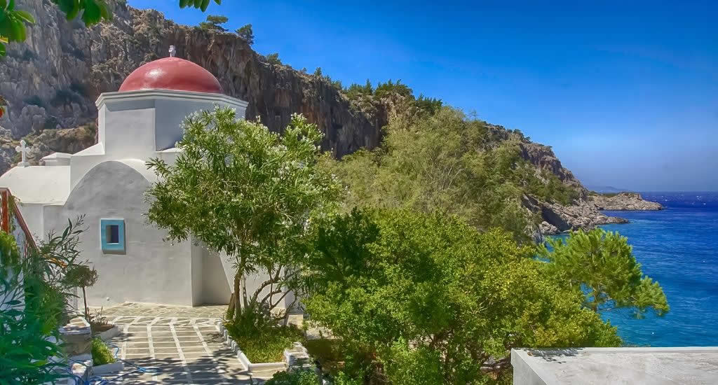 Mooiste dorpjes op Karpathos: Kyra Panagia | Vakantie Karpathos