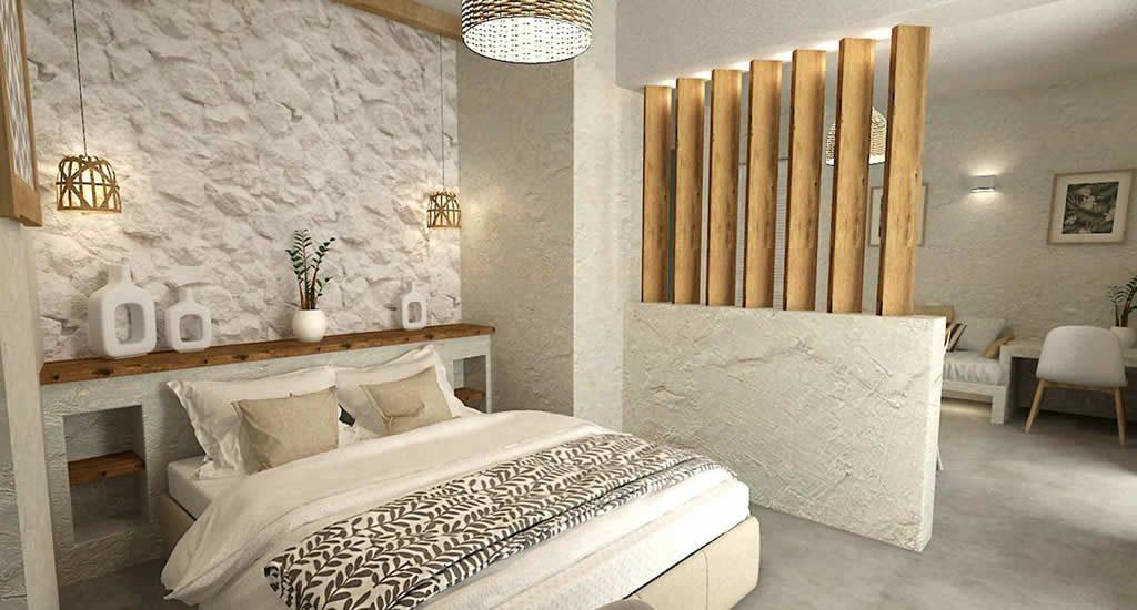 Aeolia Suites, Karpathos Stad | Boutique hotel Aeolia Suites