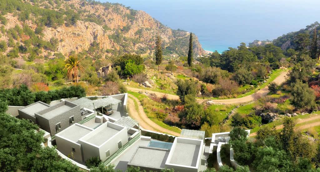 Nature e Mare | Logeren in een villa met eigen zwembad op Karpathos
