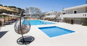 Appartementen Three Stars, Karpathos