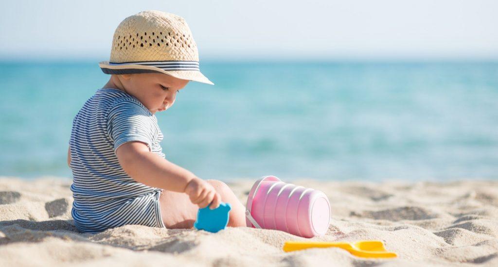 Karpathos met baby | Plan een vakantie Karpathos met baby